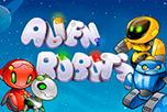 играть в игровой автомат Alien Robots
