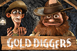 играть в игровой автомат Gold Diggers