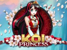 Игровой автомат Koi Princess