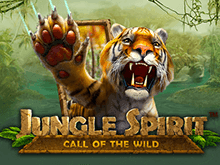 Сказочный аппарат с бонусами Дух Джунглей: Зов Дикой Природы
